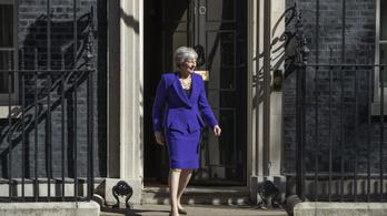 Theresa May távozott a Konzervatív Párt éléről