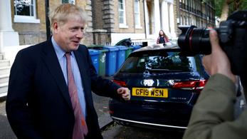 Nem áll bíróság elé hivatali visszaélés miatt Boris Johnson ex-külügyminiszter