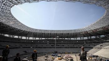 Kétszeres világbajnok ellen, novemberben avatják a Puskás stadiont