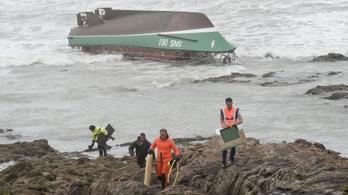 Hetven éve nem volt olyan súlyos mentőhajó-baleset a francia partoknál, mint most