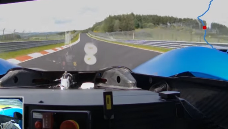 Így néz ki belülről a Volkswagen új nürburgringi villanyrekordja