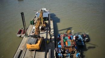 Hableány-mentés: újabb ipari búvárok érkeznek a helyszínre