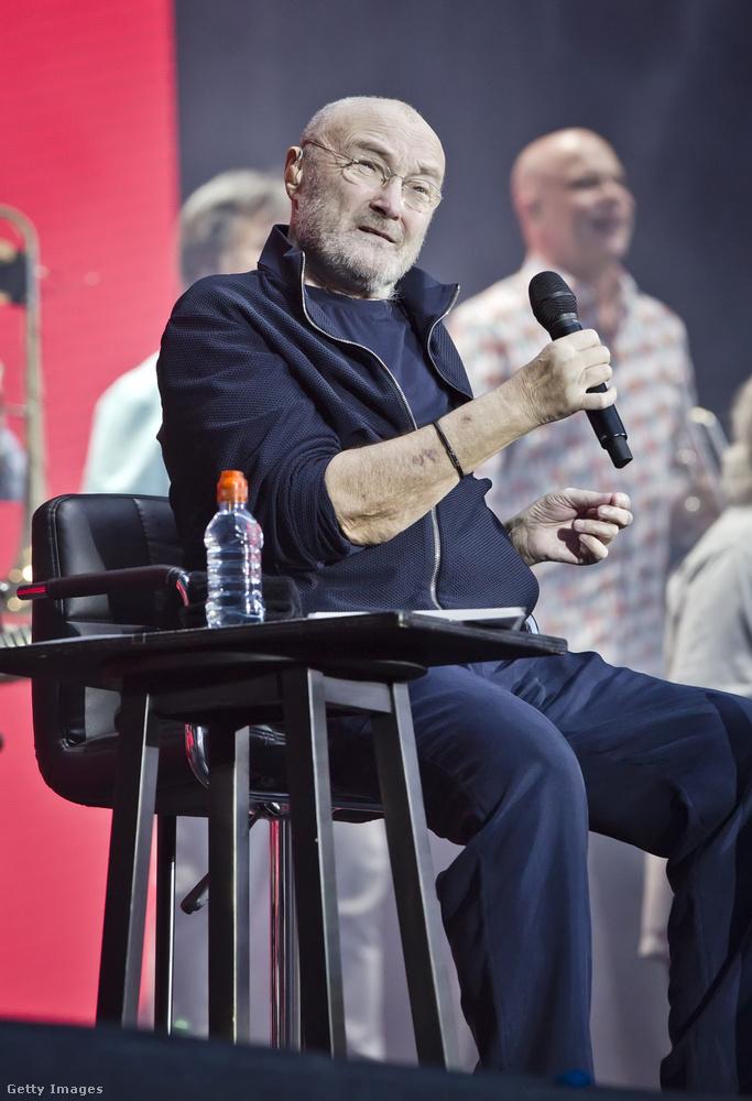 Már 2011-ben is volt szó arról, hogy Phil Collins betegségei miatt nem tud tovább zenélni, pedig Collins ekkor még csak 60 éves volt.