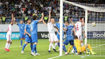 Dicséretes: sima meccsen vertük 3-1-re Azerbajdzsánt