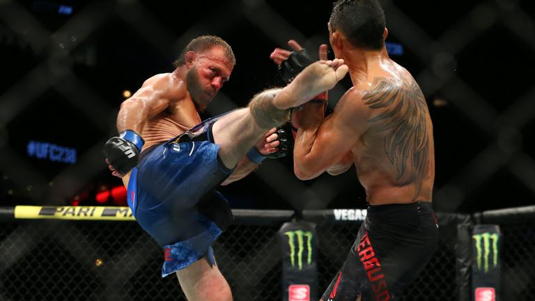 Eltűnt a UFC-csúcstartó szeme