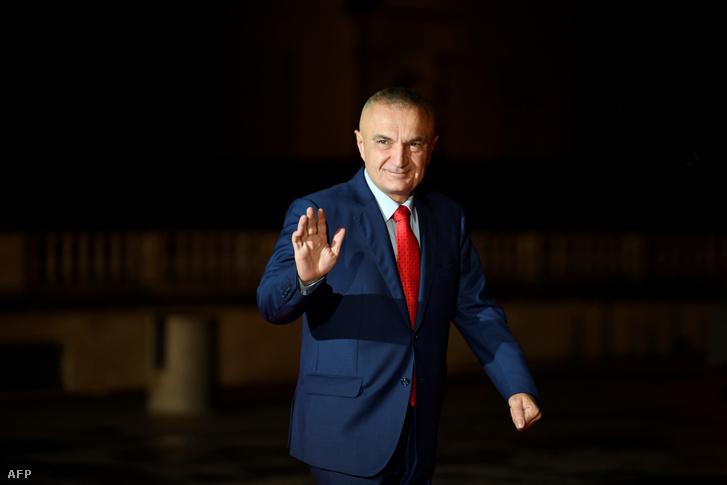 Ilir Meta, Albánia elnöke