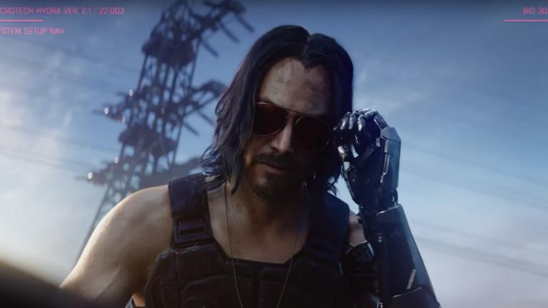 Keanu Reevesszel és új konzollal erősített a Microsoft az E3-ra
