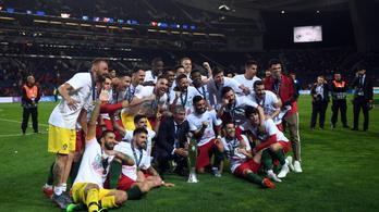 Portugália nyerte az első Nemzetek Ligáját
