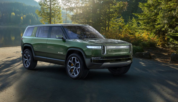 A. Rivian R1S Front.0
