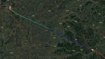 Rosszullét miatt Budapesten szállt le a Qatar Dohából Birminghambe tartó gépe