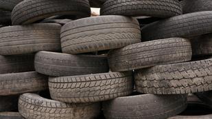 Tönkreteszi a gyerekek tüdejét az autók kerekéről leváló műanyag