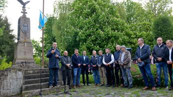 Az RMDSZ ellenzi az úzvölgyi katonatemető államosítását