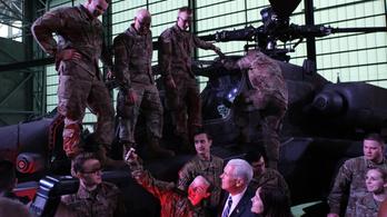 Több amerikai katona lesz Lengyelországban