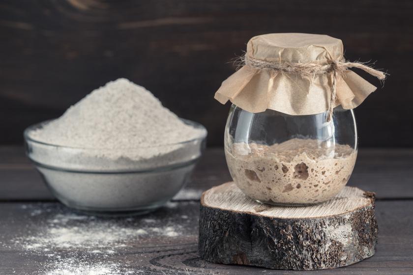 Így készül a tökéletes kovász: sokféle tésztához jól jön
