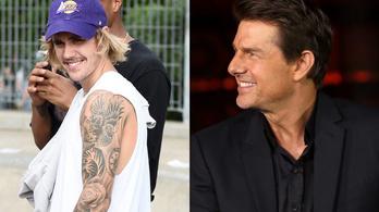 Az évezred csörtéje lenne a Justin Bieber - Tom Cruise ketrecharc