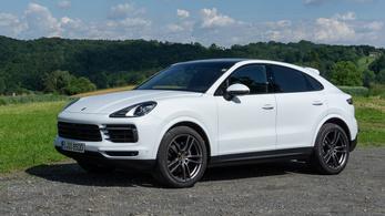 Bemutató: Porsche Cayenne Coupé és Coupé S (2019)
