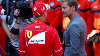 Nico Rosberg keményen lehordta Vettelt