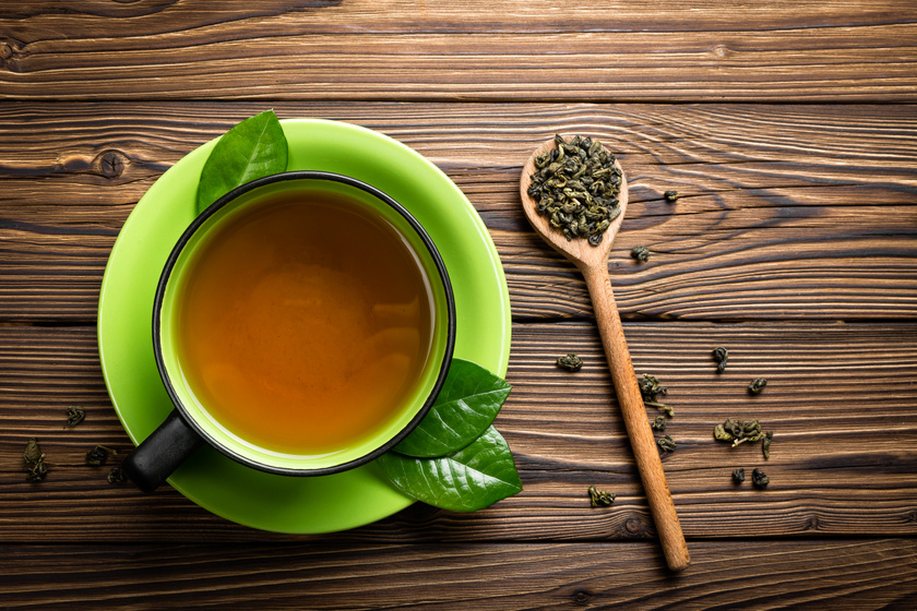 zold tea 2