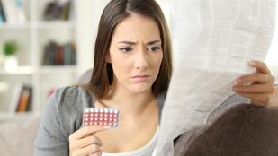 Ezt kell tudnod a fogamzásgátló tablettákról