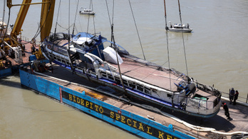 A Hableány üzemeltetője: Dönteni fogunk, fel lehet-e újítani a hajót