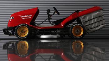 A ma létező leggyorsabb fűnyíró egy Honda