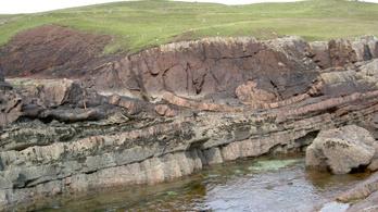 Óriási meteorbecsapódás nyomait találták meg Skóciánál