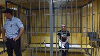 Minden vádat ejtettek Golunov ügyében