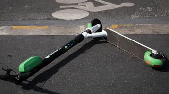Halálos baleset elektromos rollerrel Párizsban