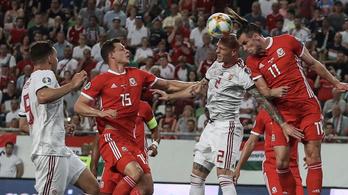 Magyarország–Wales