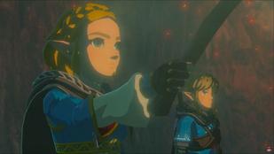 Váratlant húzott a Nintendo: direkt folytatás jön a legsikeresebb Zeldához