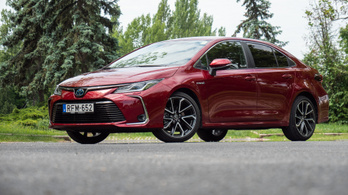 Toyota Corolla – 2019.