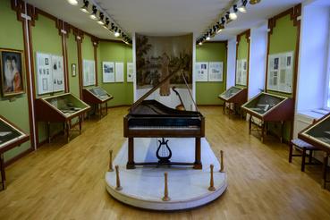 A zongora amin 1846-ban Liszt Ferenc is játszott