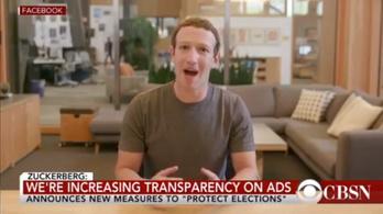Deepfake videó jelent meg az Instagramon Mark Zuckerbergről