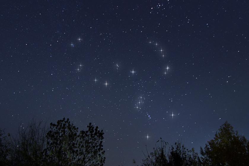 A téli égbolt legszebb csillagképe az Orion: hol keresd pontosan?