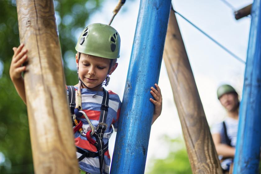 Budapest környéki kalandparkok, amiket imádnak a gyerekek: árak és nyitva tartás