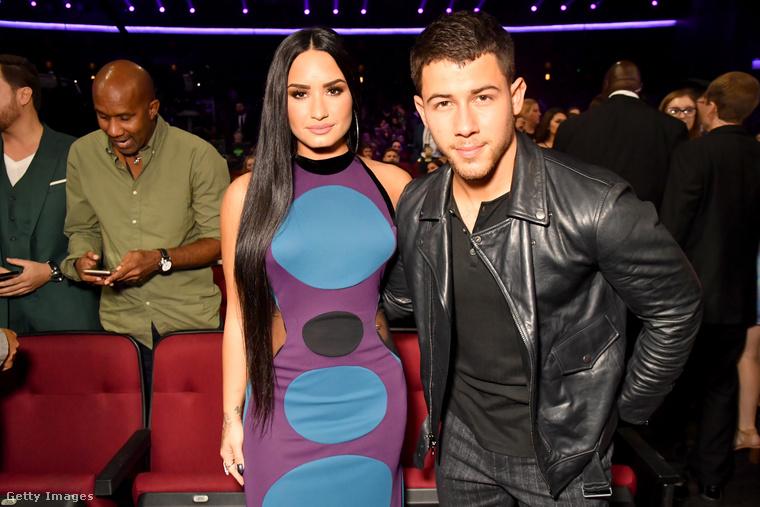 Demi Lovato és Nick Jonas