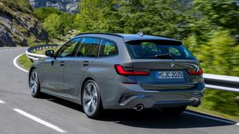 Itt van Európa új kedvenc BMW-je