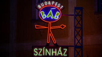 Újra látható lesz a Bábszínház legendás neonfigurája
