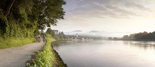 Duna menti kerékpárút © Österreich Werbung, Peter Burgstaller