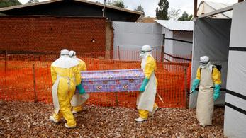 Az ebola átjutott Ugandába