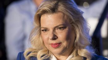 Vádalkut kötött az izraeli elnök felesége, aki luxuséttermekből rendelt ételt magának