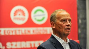 Felfüggesztette Szanyi Tibor párttagságát az MSZP