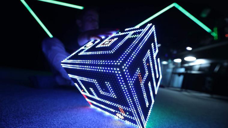 Csodájára jár a világ a magyar pixelkockának