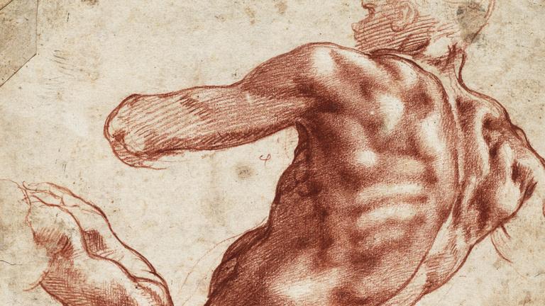 Michelangelo művészete a test és a marketing diadala