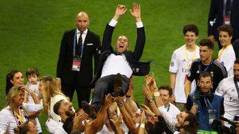 Máris 300 millió eurót költött játékosokra a Real, ami új rekord