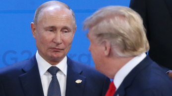 Putyin: Oroszország és az Egyesült Államok viszonya egyre rosszabb