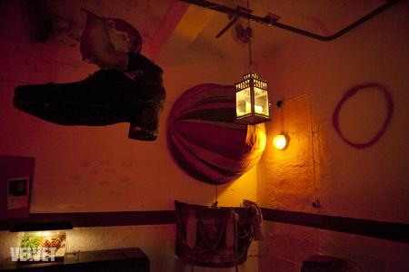 A PánIQszoba egy részlete belülről - fotó: Szécsi István