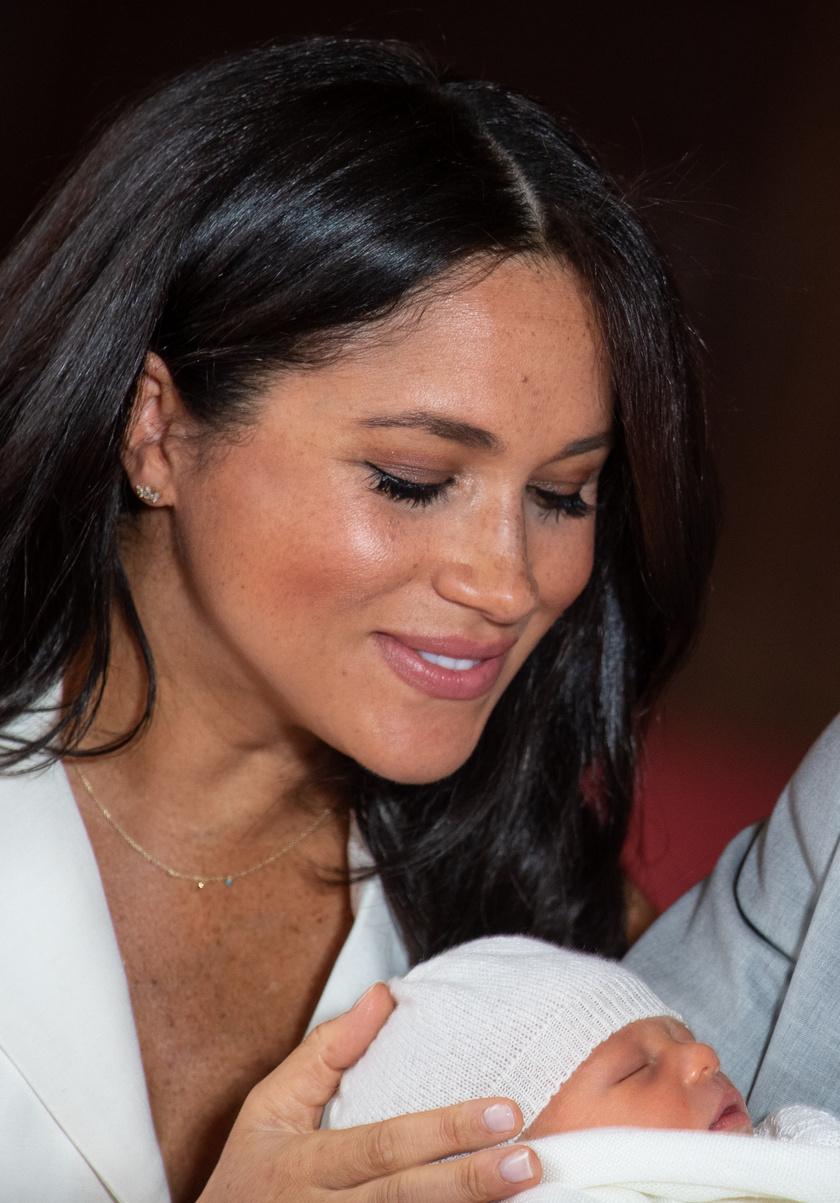 meghan hercegné babával 3