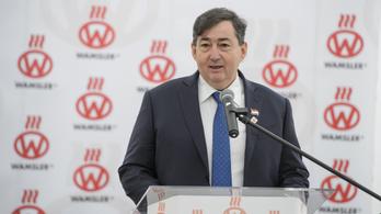 Június végére Mészáros Lőrincé lesz a tőzsde ötödik legnagyobb vállalata