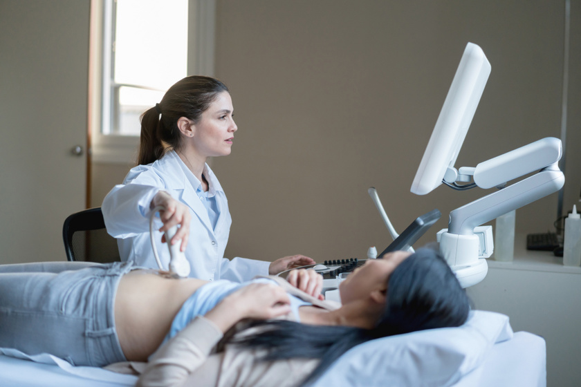 Miként zajlik a hasi ultrahang? Az étkezésre nagyon figyelni kell előtte